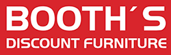 Booths Discount Furniture Logo